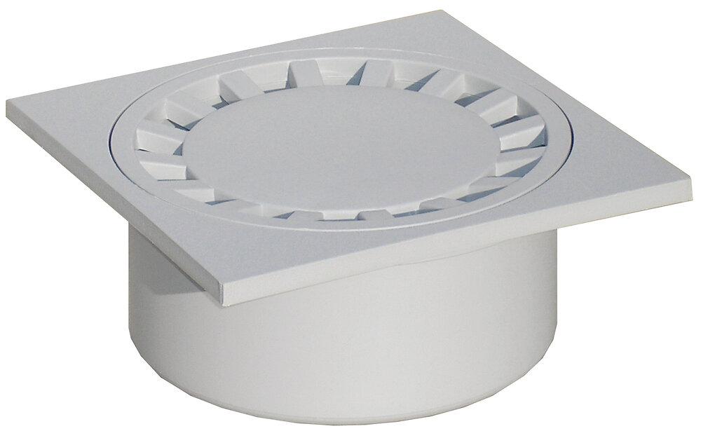 Siphon de cour PVC diamètre 40-50-63