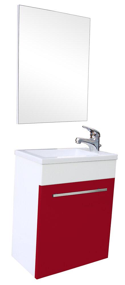 Porte lave-mains SHINE Rouge