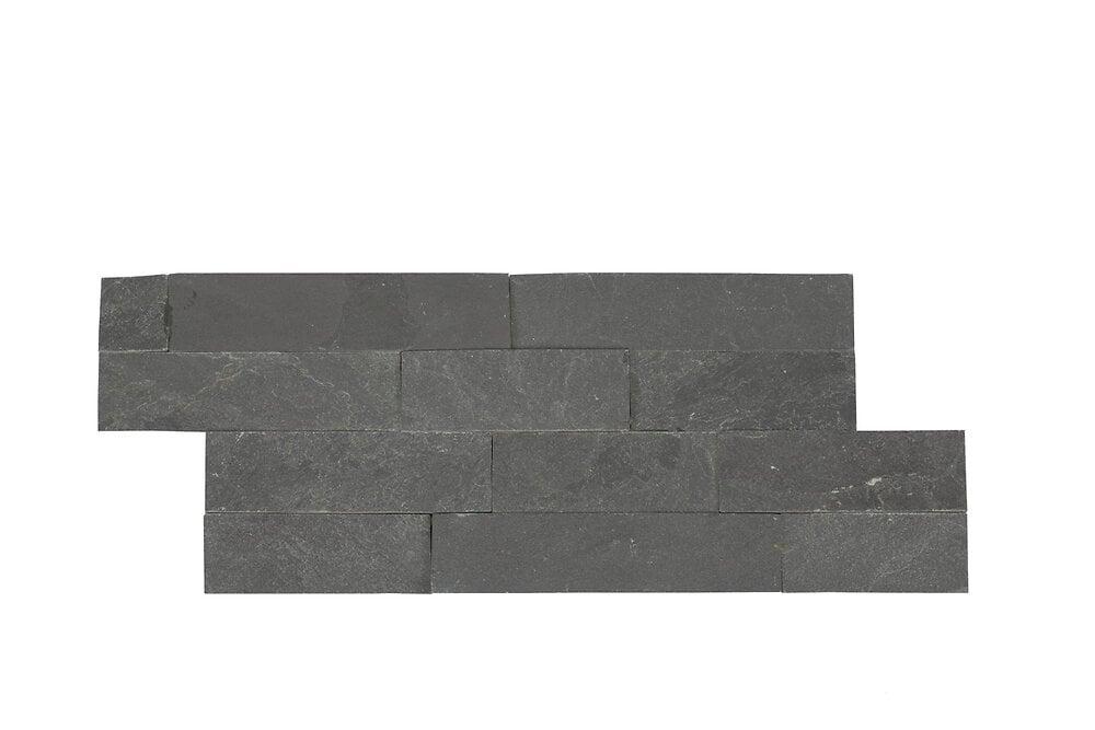 Plaquette de parement BRICONATURE noire