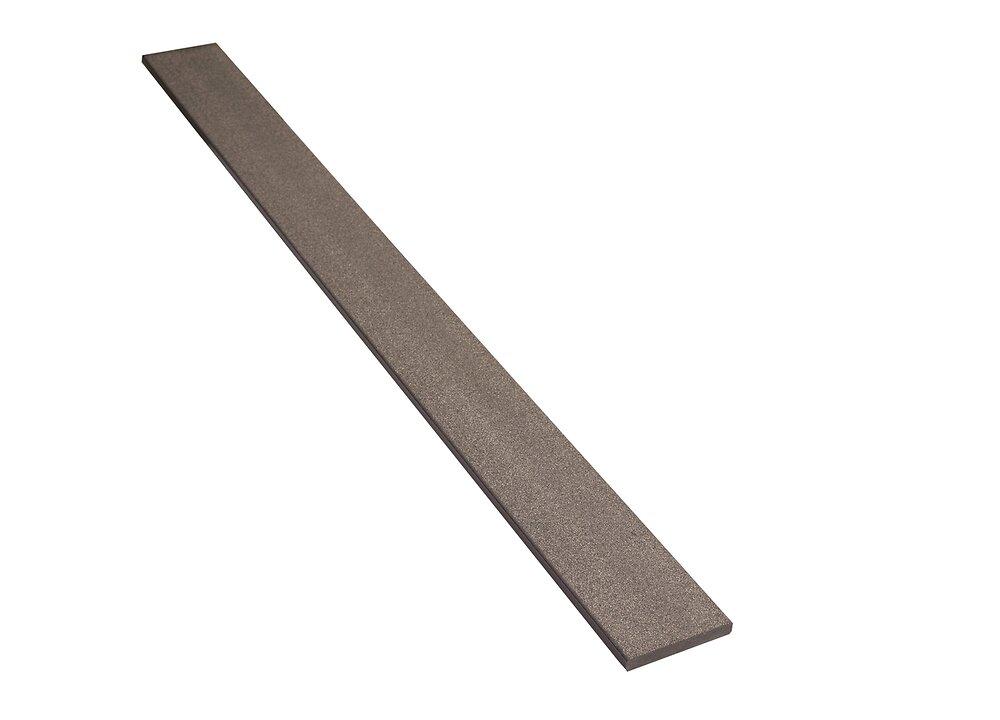 Plinthe terrasse bois composite SYLWAY noir graphite longueur 2,00m