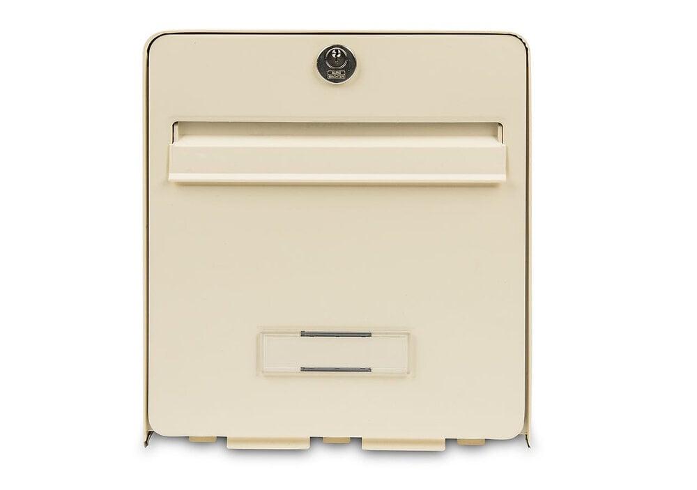 Boîte aux lettres PTT 1 porte beige