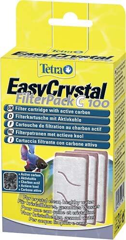 Tetra filterpack c100 /cascade globe