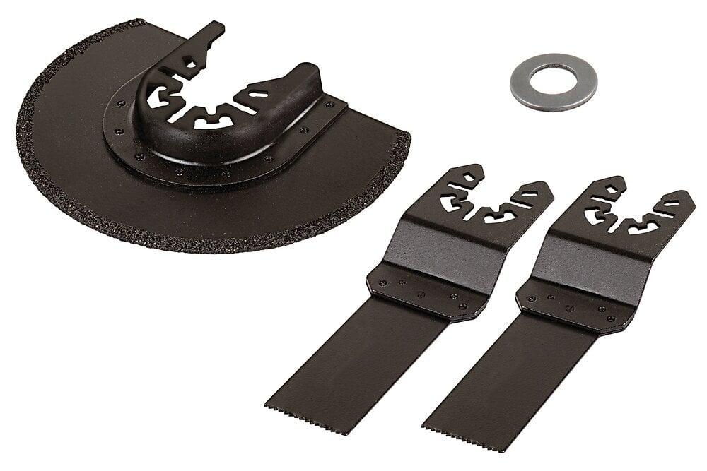 Kit d'accessoires outils multifonction bois métal plastique