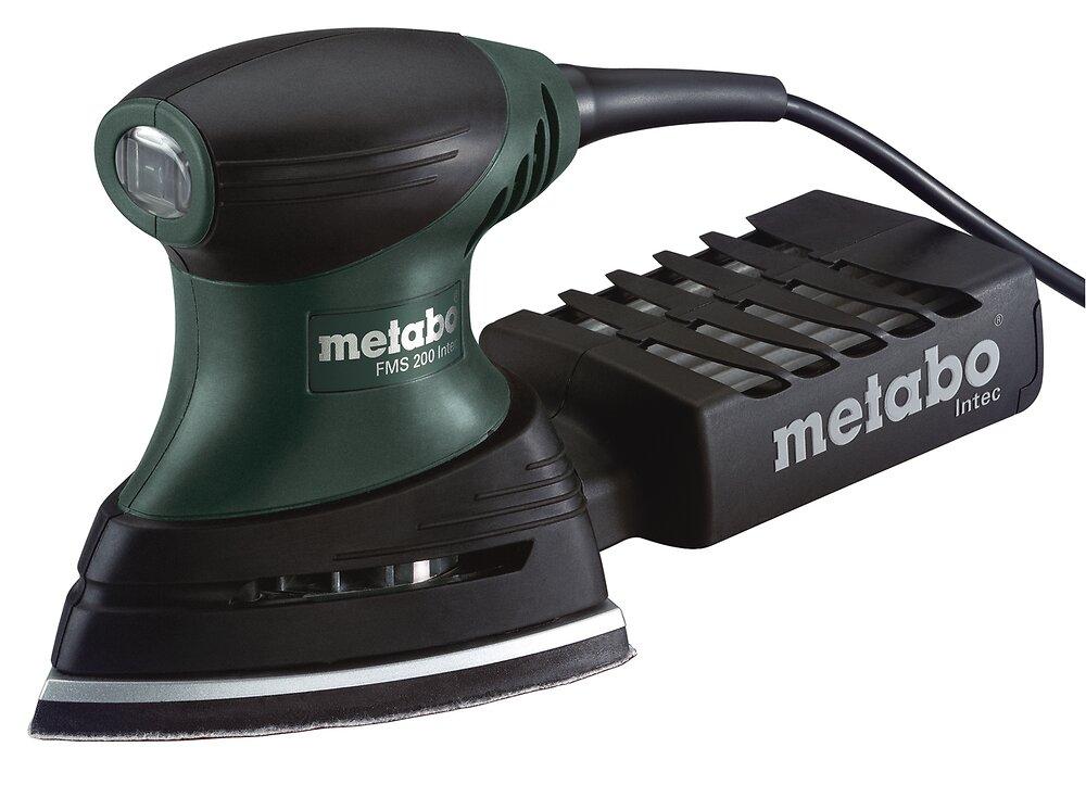Ponceuse vibrante METABO Fms 200 intec 200 W