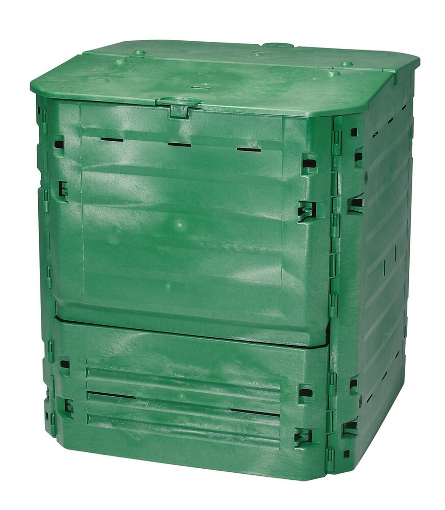Composteurs Thermo King vert 900L