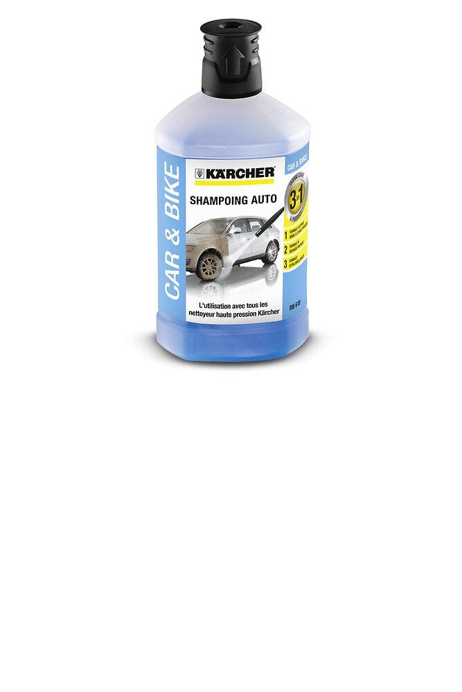 Shampoing auto KÄRCHER 3 en 1 1L