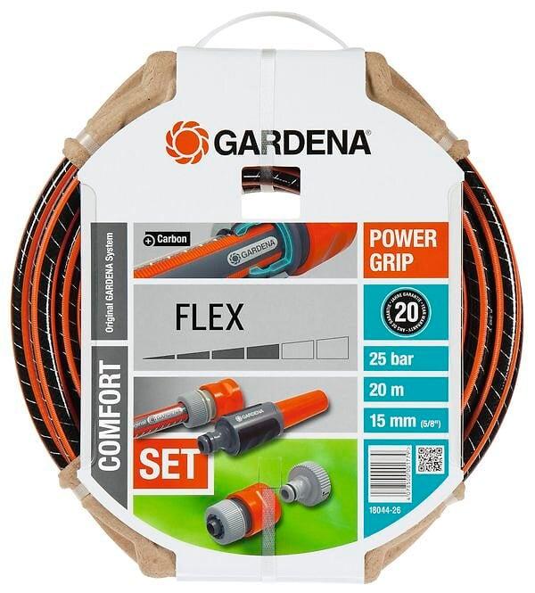 Batterie de tuyau Flex D.15mm - L. 20m