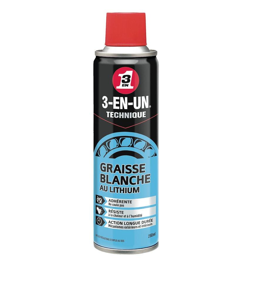 Graisse Blanche au Lithium 250ml