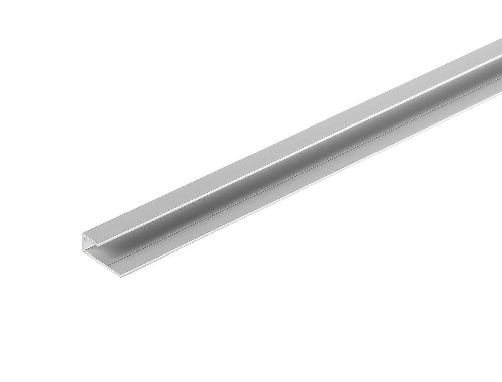 Profilé départ aluminium pour dumawall+ 2.6m