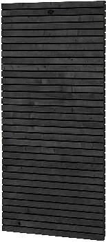 Panneau Elan noir 90 Hillhout