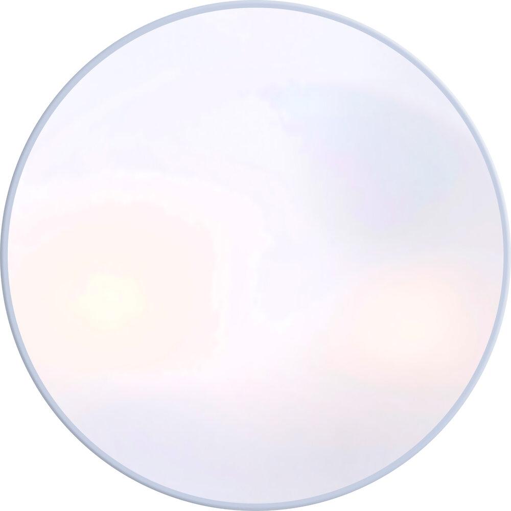 Plafonnier extérieur rond VRANOS d.24xh.6.5cm