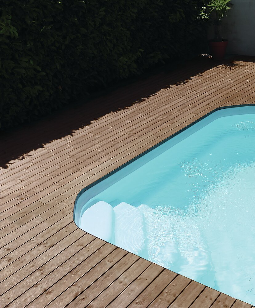 Plancher Grad by you 200x12x2.1cm