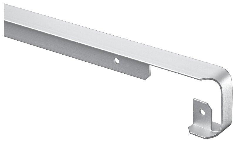 Profilalu bord droit jonction angle rayon 0-2 Ep.38xL.670mm