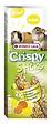 Crispy Sticks Cobayes-Chinchillas Agrumes 2 pcs 110g