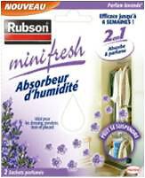 Absorbeur MINIFRESH Neutre 50g Lot de 2 sachets
