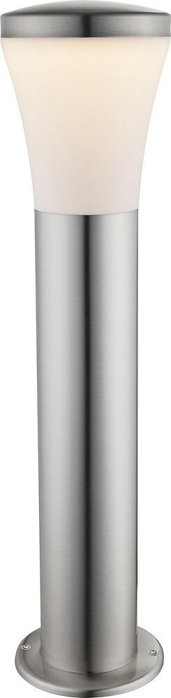 Spot Nero en plastique mat anthracite L.25xh.15.5cm
