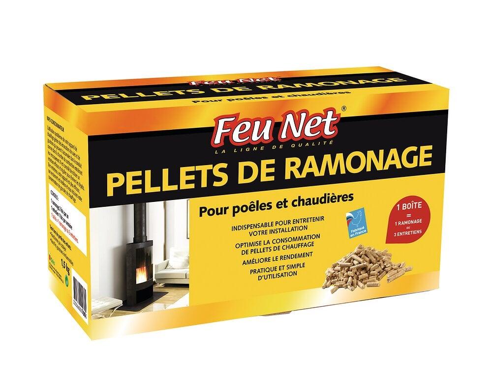 Granules de ramonage FEU NET 1.5kg
