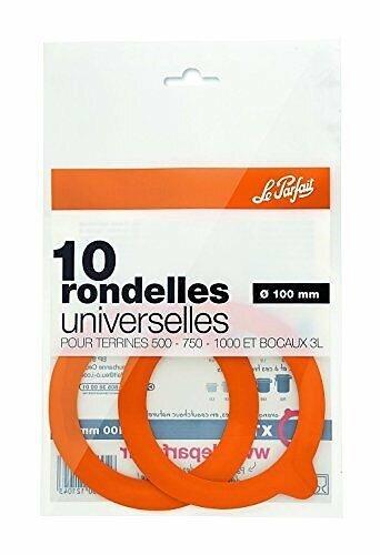 10 rondelles universelles 110