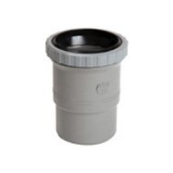 Manchon de dilatation pvc mf à coller diamètre 100 mm nicoll