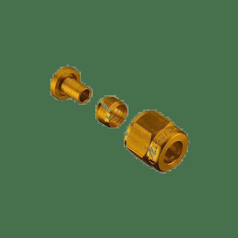 Raccord PER à compression tube diamètre 20mm femelle 3/4