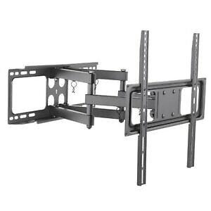 Support TV inclinable-orientable et dépliable 42''-55''-106-140cm