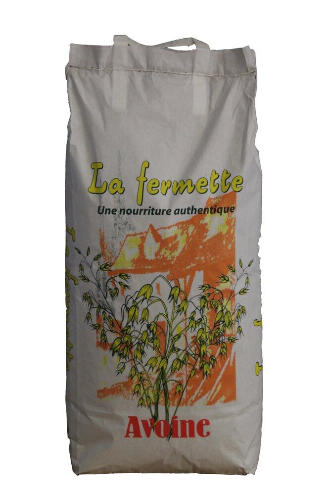 Avoine 8kg - Origine France - LA FERMETTE
