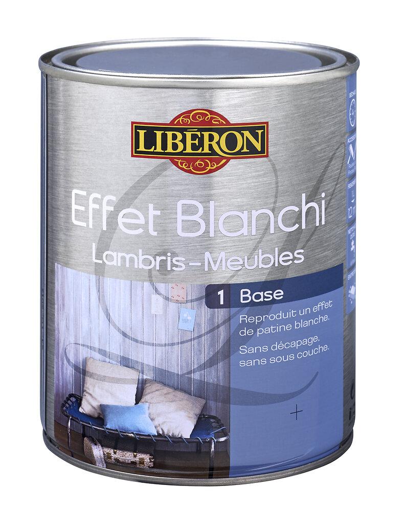 Effet Blanchi Toile De Lin 1L