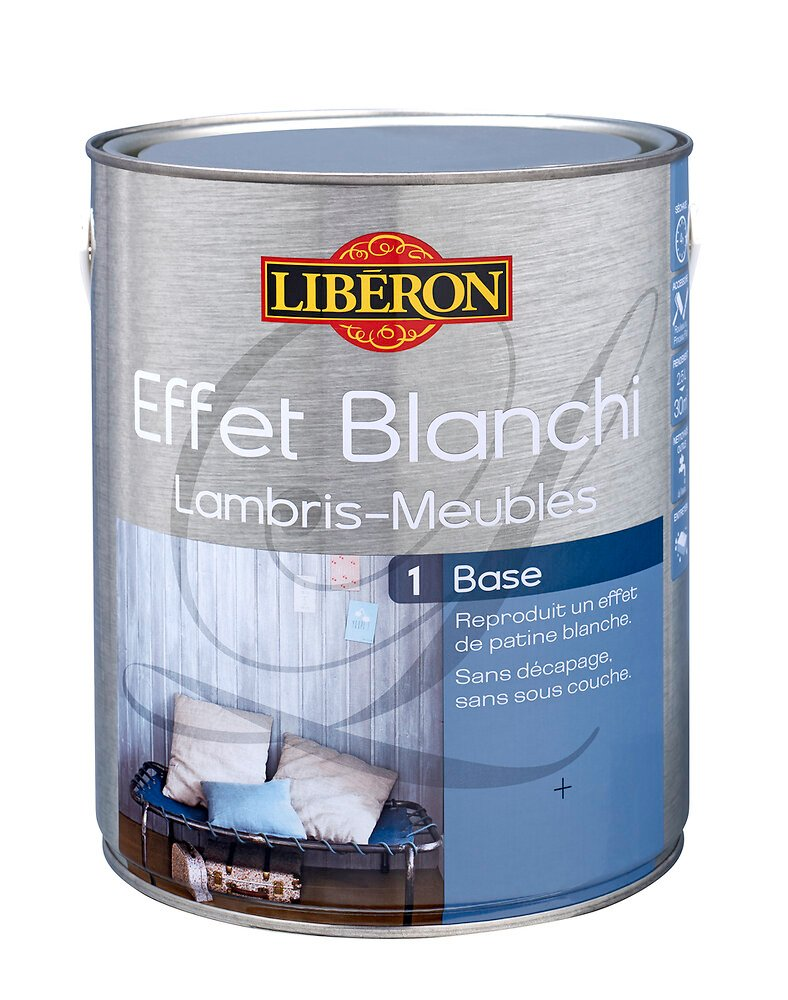 Effet Blanchi Lave Cendree 2.5L