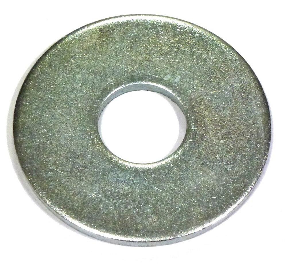 55 rondelles carrossier acier zingué 3mm