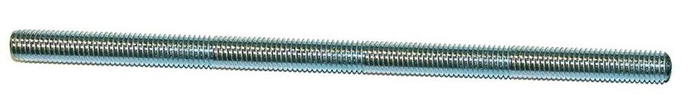 Tige filetée acier zinguée D. 18 mm L. 1 m NONAME