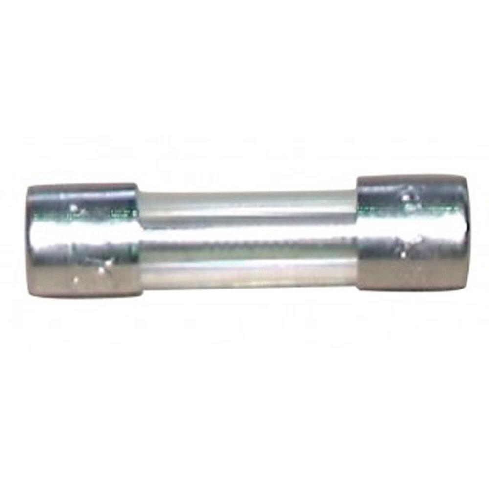 Blister de 5 fusibles verre 1A diamètre 5x20mm