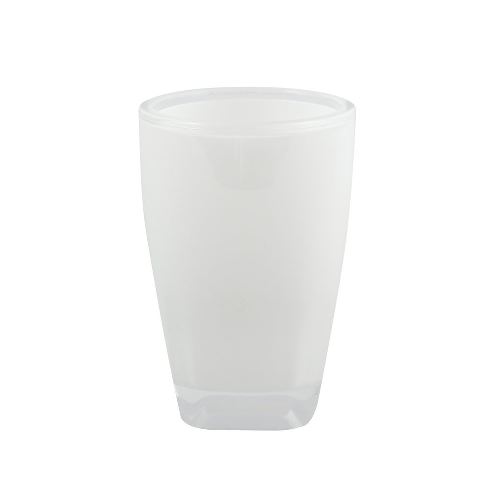 Gobelet Tahiti blanc 250ml, acrylique