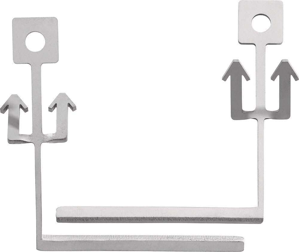 Clés de déclipsage I-CLIPS Keys pour terasse