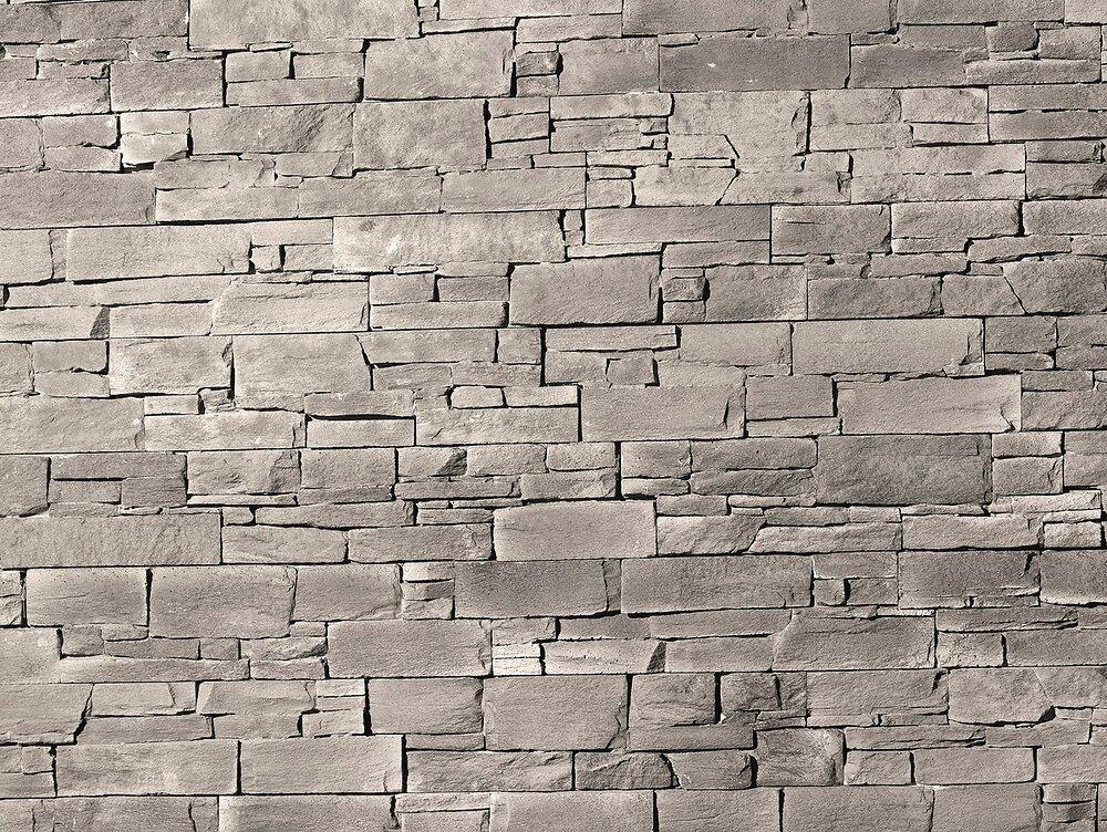 Plaquette de parement pour extérieur/intérieur Fabrik Grey