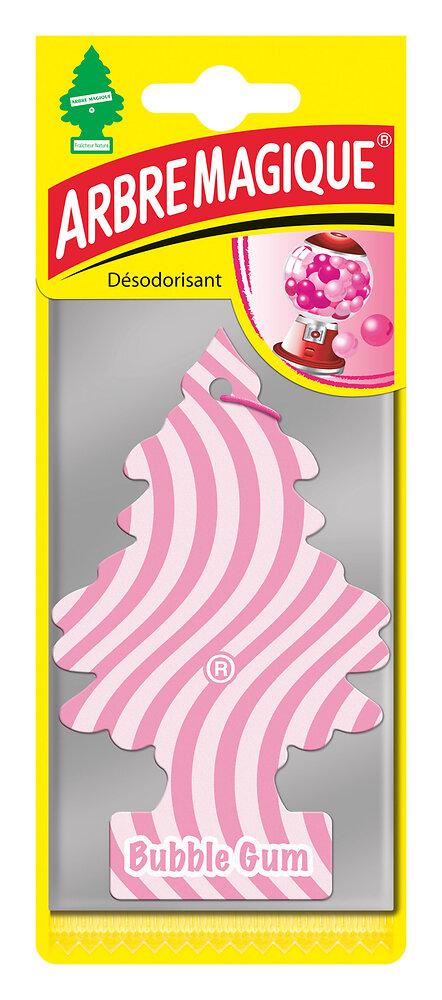 Désodorisant sapin Buble gum