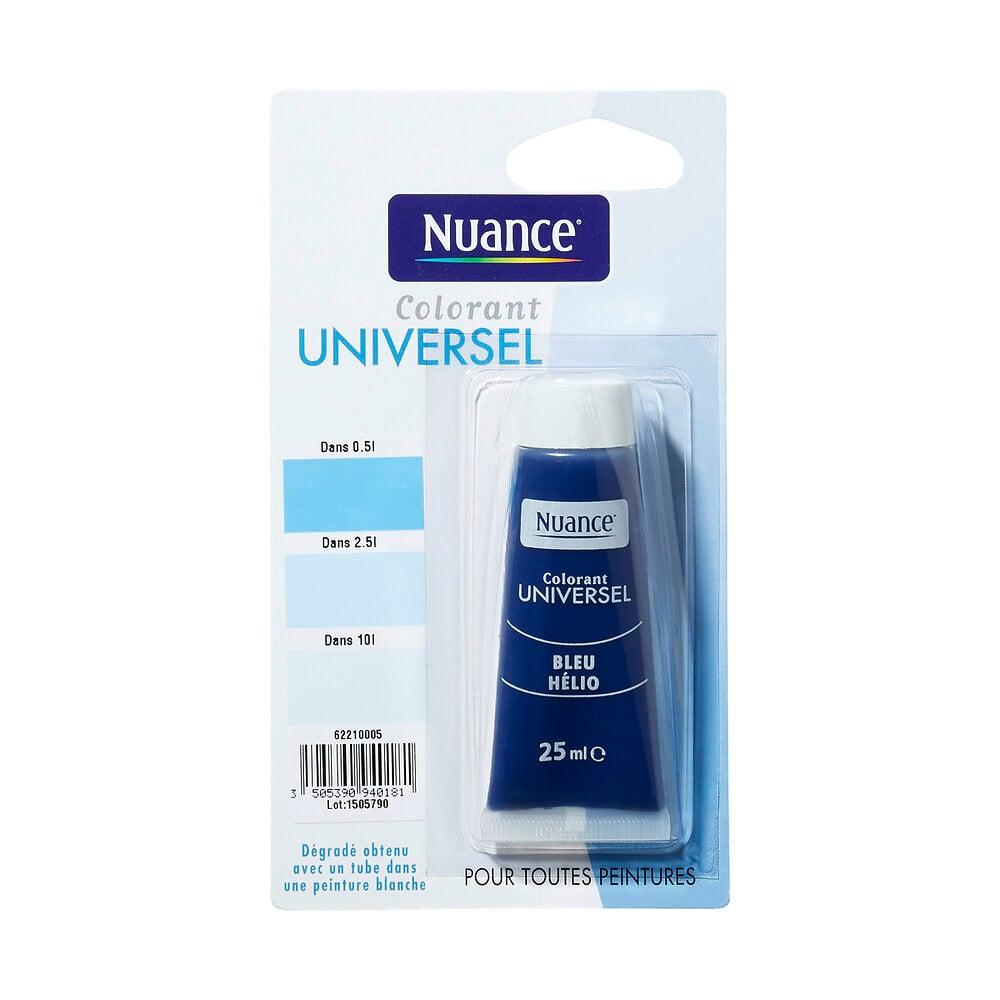 Colorant universel bleu Helio 25ml
