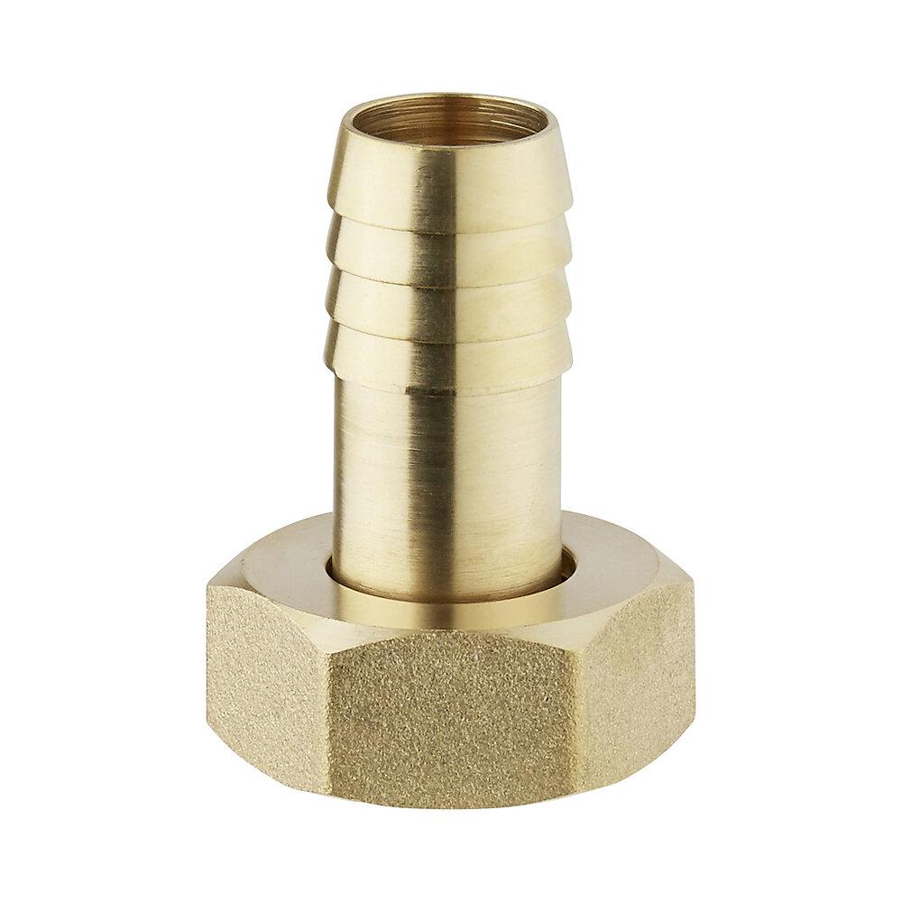 Embout femelle 26x34mm pour tuyau 19mm