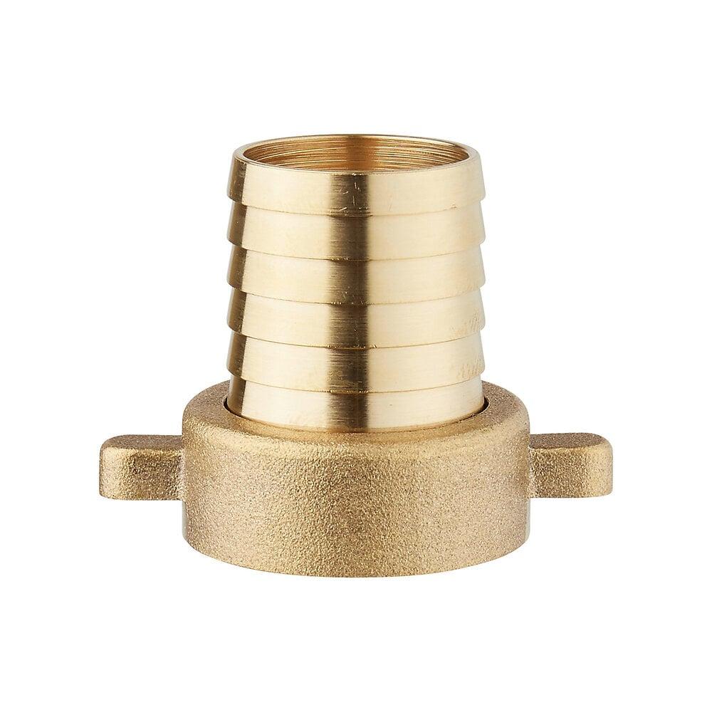 Nez de robinet femelle 26x34mm pour tuyau 25mm