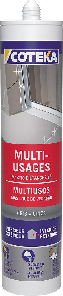 Mastic multi-usages gris 290ml