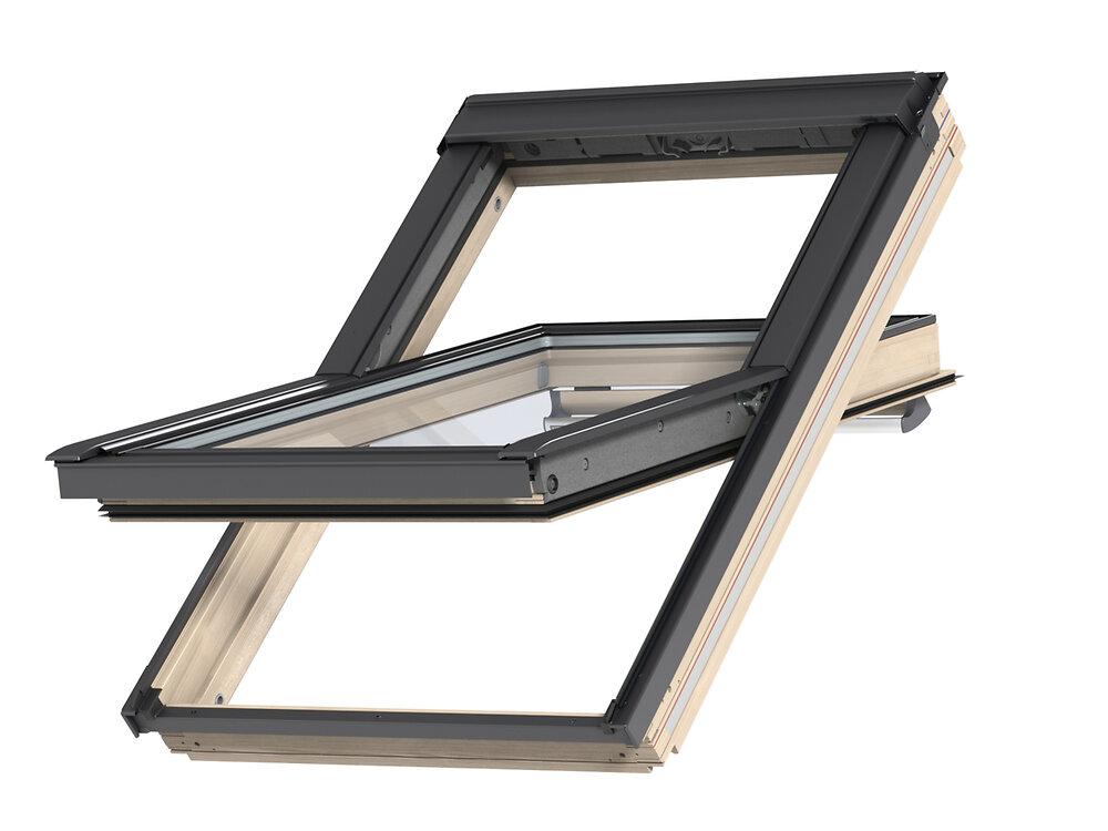 Fenêtre rotation Standard ClearFinish GGL CK02 3054