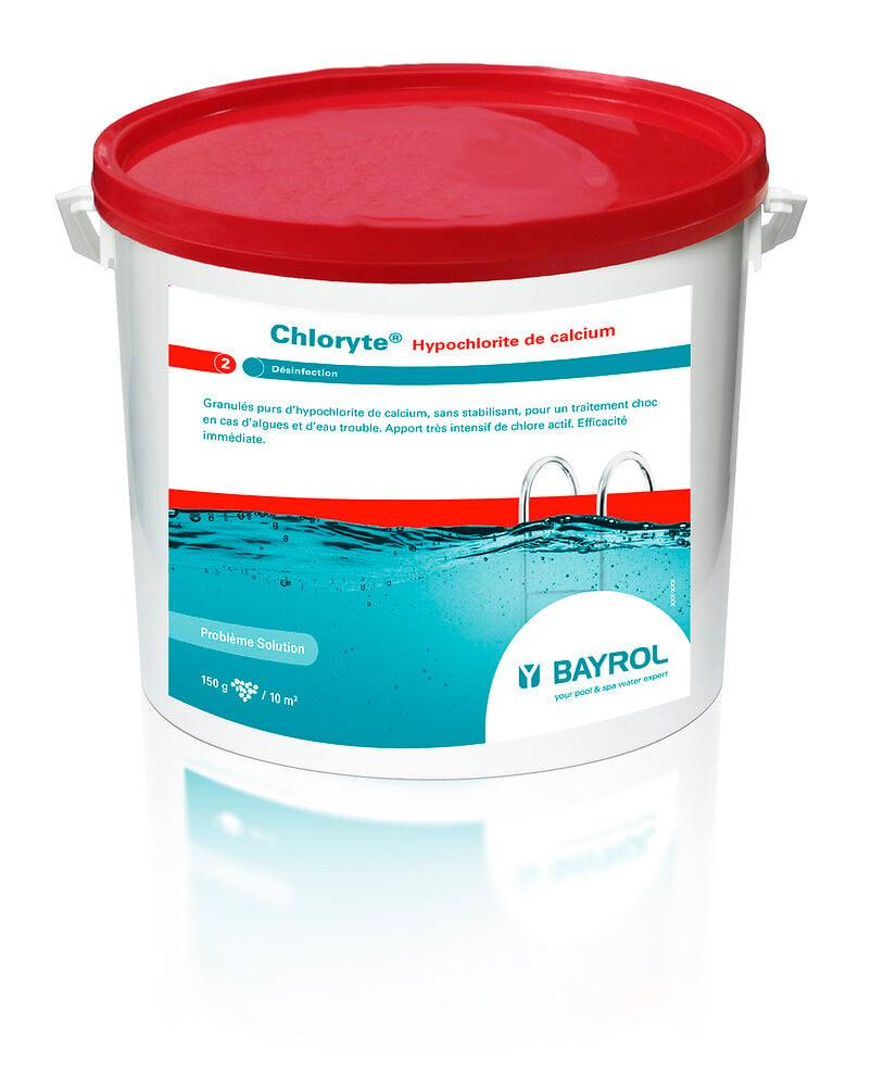 Granulés de chlore CHLORYTE 5kg