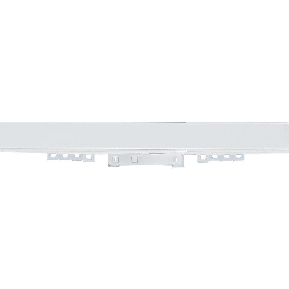 Rail double avec cordon de tirage 24x16 longueur 240cm