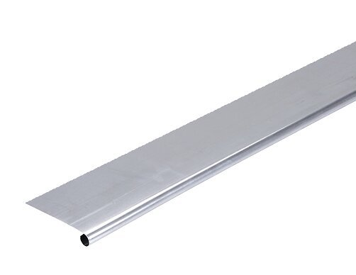 Bande égout zinc 120mm longueur 2m