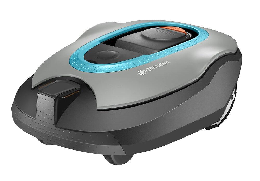 Robot Tondeuse connecté smart SILENO+ 1600