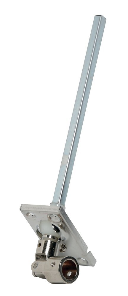 Sortie caisson 45 degrés carré 8mm pour volet roulant