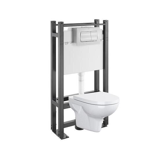 Ensemble WC suspendu