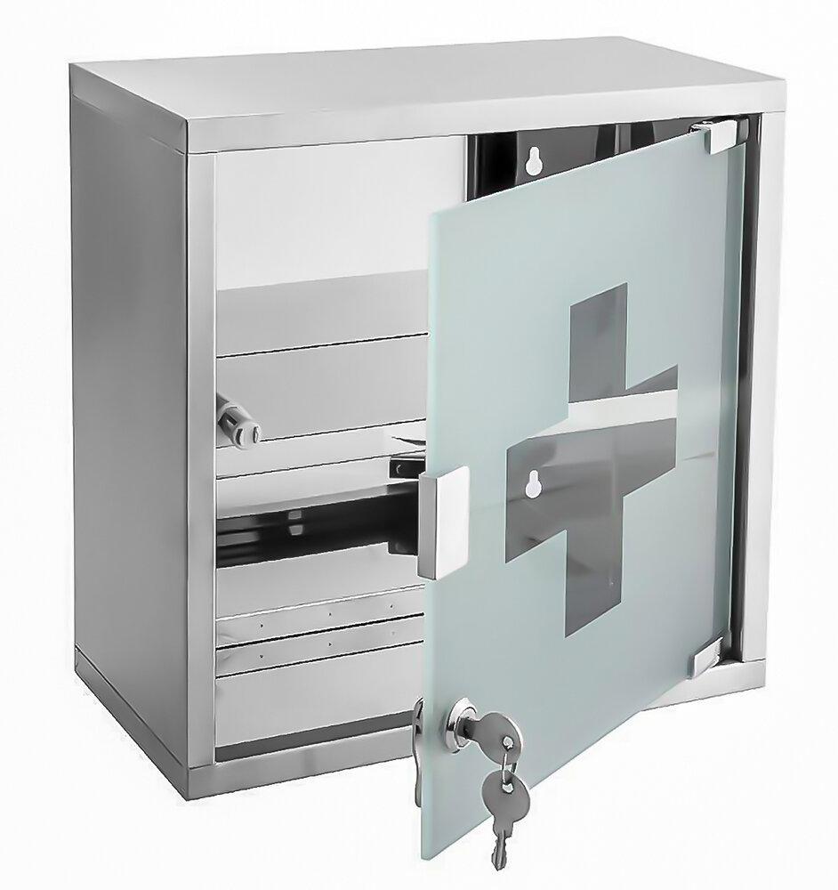 Armoire de toilette Roma en métal