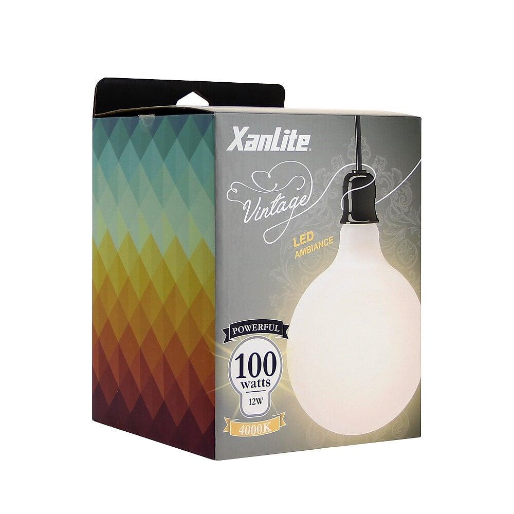 Ampoule deco medium size LED E27 1521LM 4000k 12W