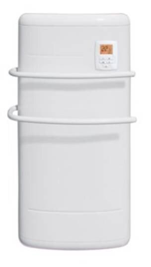 Radiateur sèche-serviettes Rhea 1300W Blanc