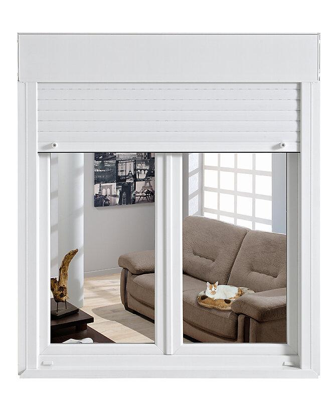 Fenêtre 2 Vantaux VRI 75X100cm